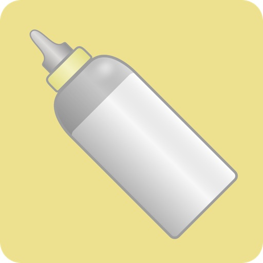 Bottle Feeding Friend - Baby feed tracker