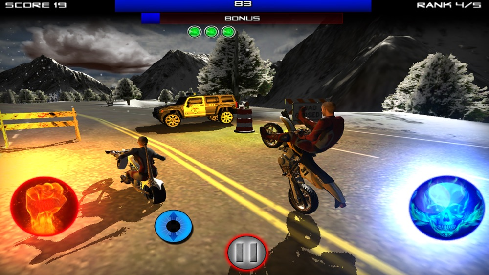 Race Stunt Fight 3! hack tool