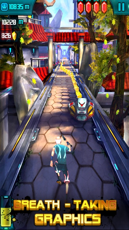 Amazing Runner screenshot-3