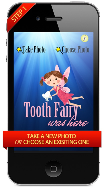 Tooth Fairy Was Here Paid - Make Fairies Appear in Children's Pictures Like Magic