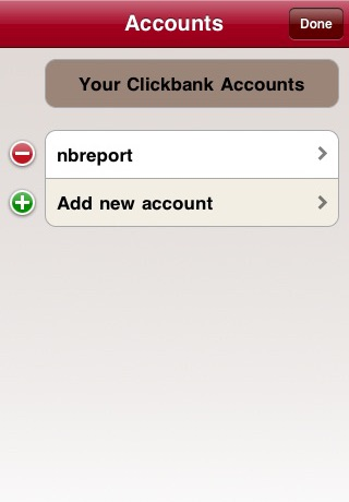 Screenshot of CheckCB - Check your ClickBank stats for free!