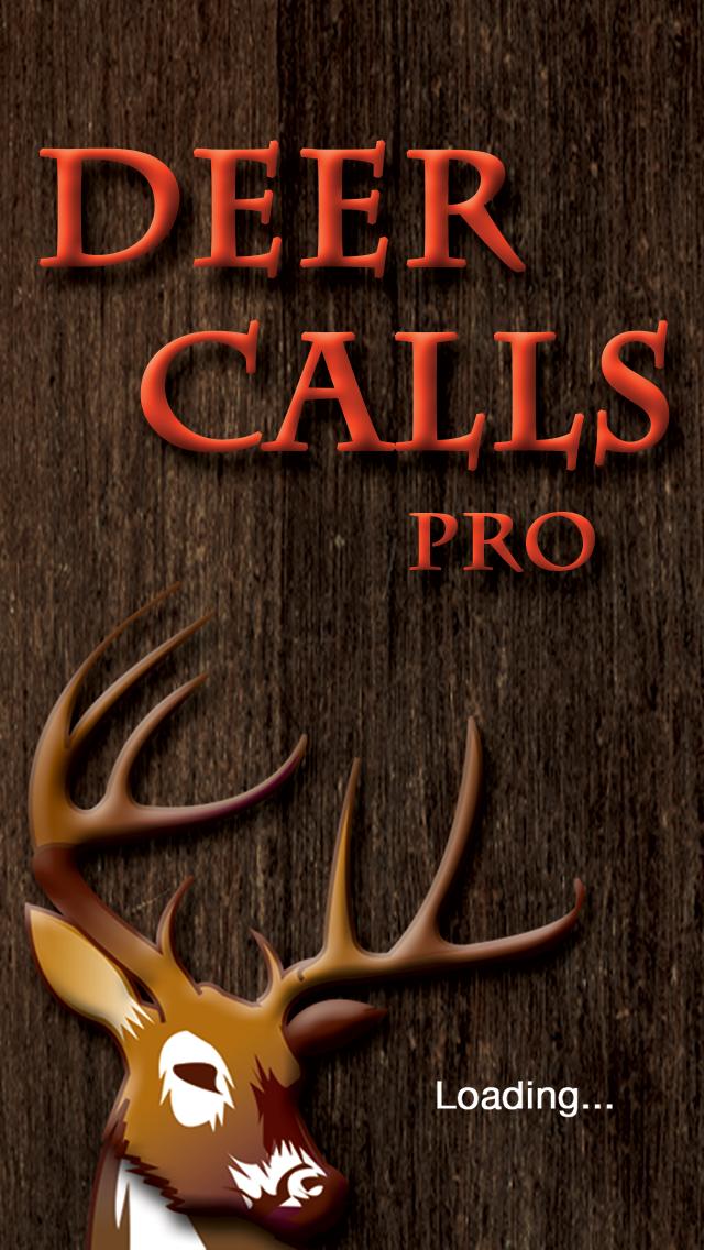 Deer Calls Pro Screenshot