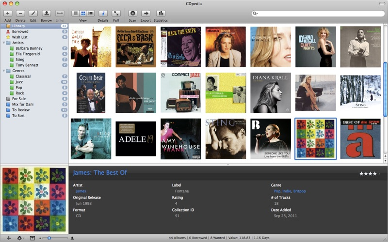 CDpedia für Windows