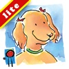 I, Trixie Who Is Dog is an interactive story book for kids about a happy Dog, and how he describes the role of various animals in his life written by Dean Koontz, illustrated by Janet Clel...