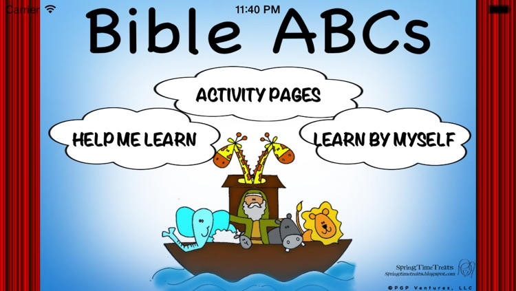Bible ABCs screenshot-0