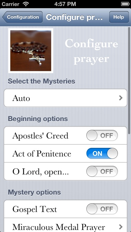 Rosary Pro screenshot-4