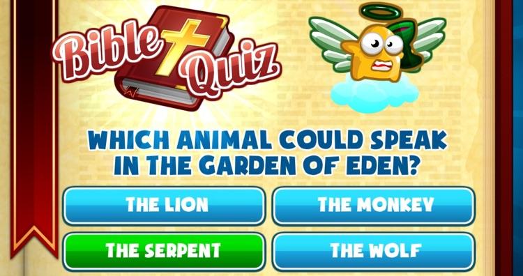 Bible Quiz - Christian & Religion Trivia