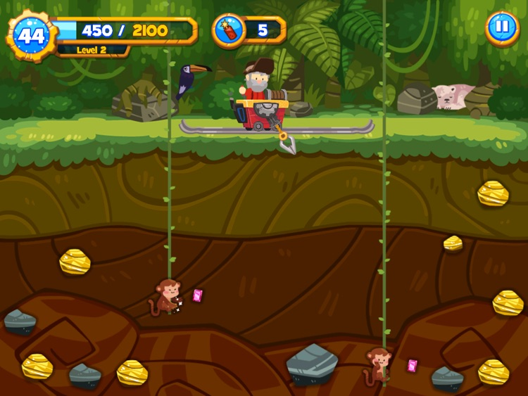 Gold Miner Go! HD
