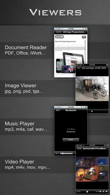 File Manager - Folder Plus