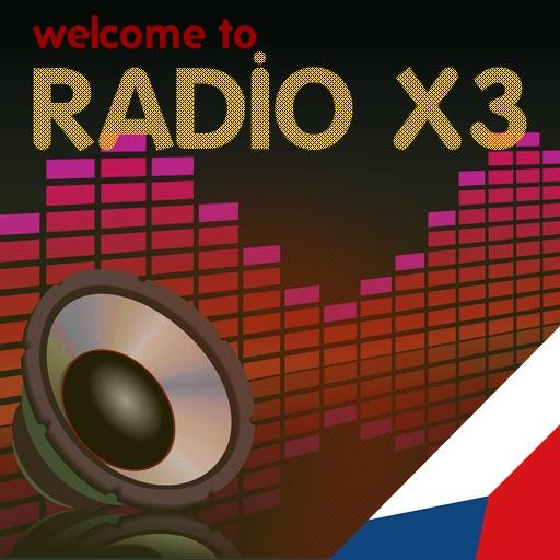 X3 Czech Republic Radios - Rádia z Česká Republika