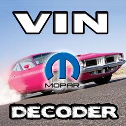 Vin Decoder - Mopar