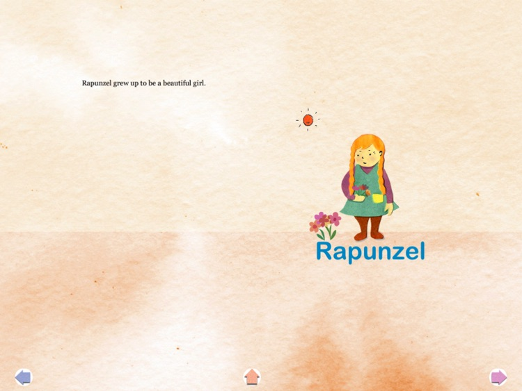 Rapunzel Classic Story HD screenshot-2