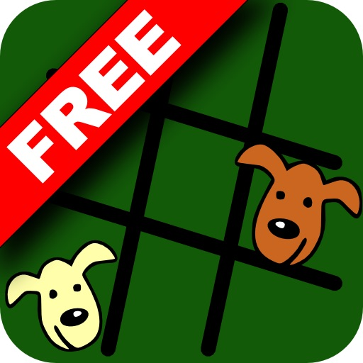 Tic Tac Dog FREE icon