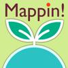 Mappin!- GMapにカンタン切替出来る地図! お店や営業先など、地図上にピンを立て自分のための場所リストを作ろう。