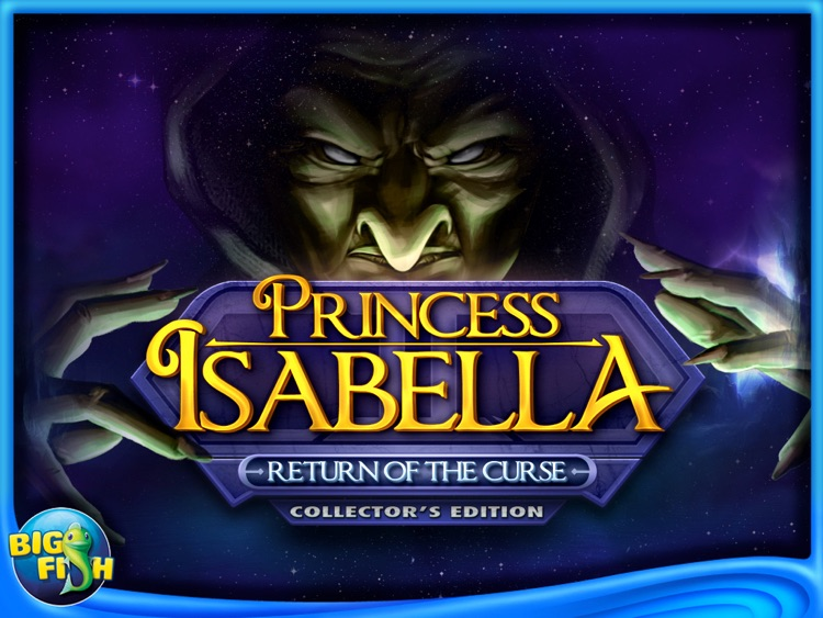 Return of the Curse: Princess Isabella Collector's Edition  HD