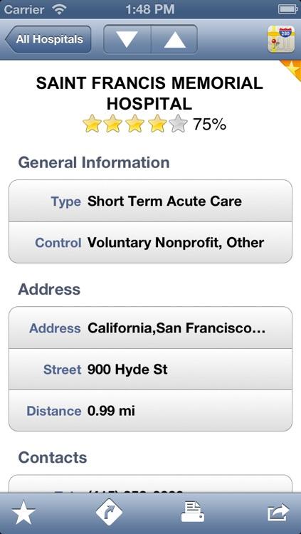 US Hospitals Premium screenshot-3