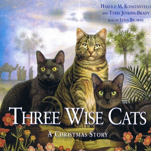 Three Wise Cats: A Christmas Story (Audiobook)