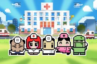 Pixel Hospital screenshot one