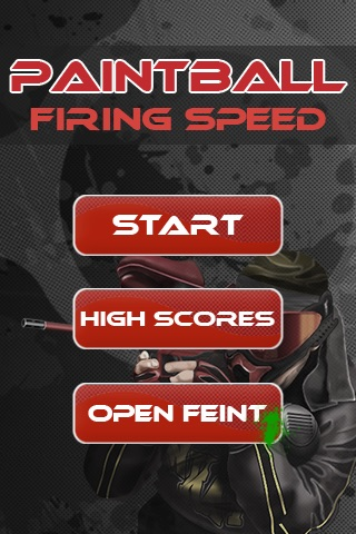 Paintball Firing Speed screenshot-3