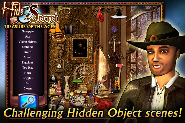Hide & Secret: Treasure of the Ages screenshot-1