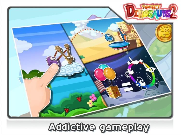 Pocket Dinosaurs 2 HD: Insanely Addictive!
