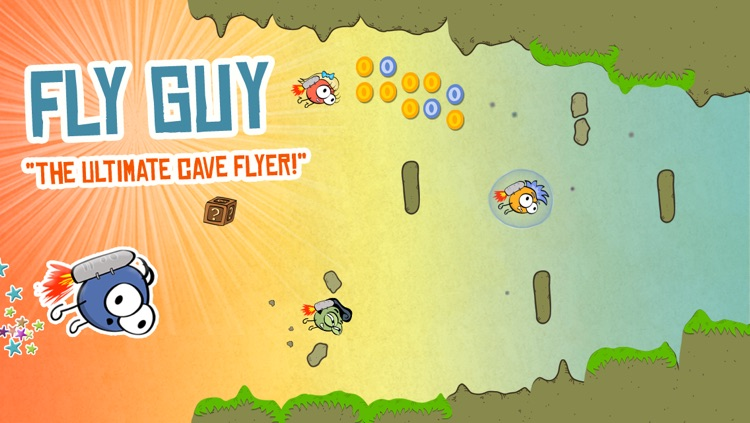 Fly Guy screenshot-0