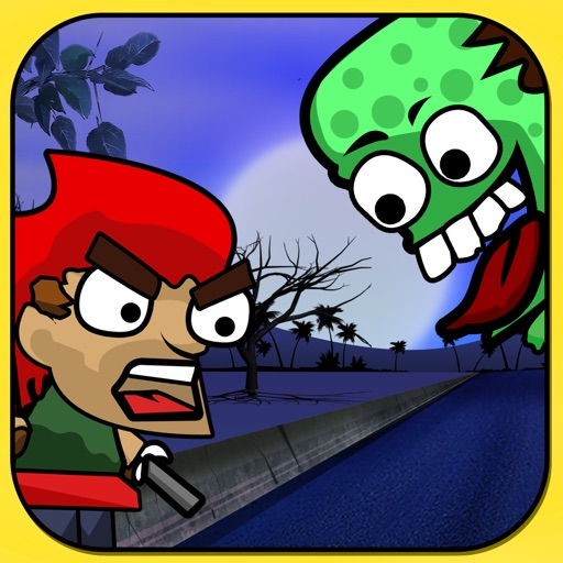 Zombie Killer HD icon