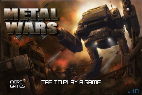 MetalWars screenshot-0