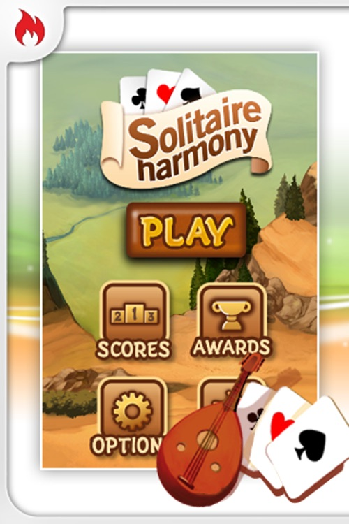 Solitaire Harmony screenshot-0