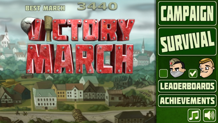 Victory March screenshot-1
