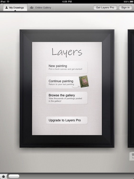 Layers - Standard Edition for iPad