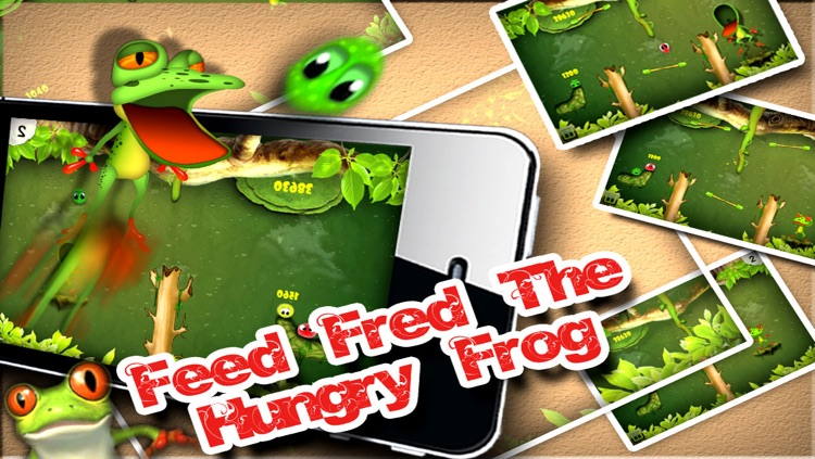 Hungry Froggie Pro