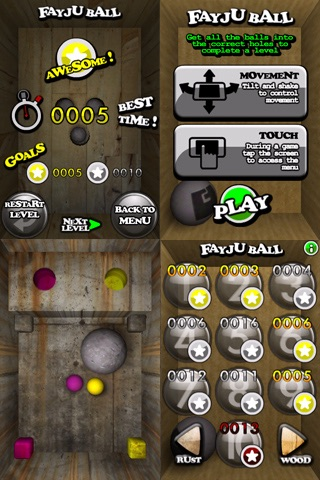 Fayju Ball screenshot-4