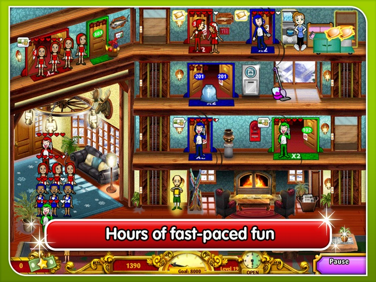 Hotel Dash: Suite Success Deluxe screenshot-3