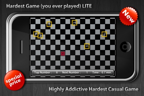 THE HARDEST GAME (you ever played) LITE screenshot-4
