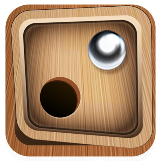 Teeter Deluxe - 3D - aTilt Labyrinth Maze Game icon