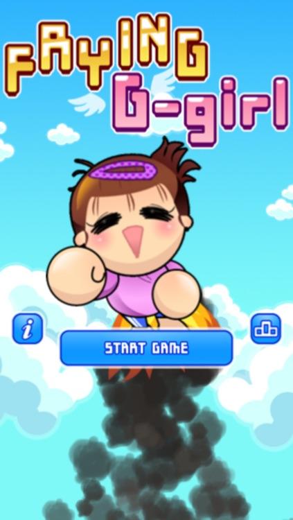 Flying G-girl