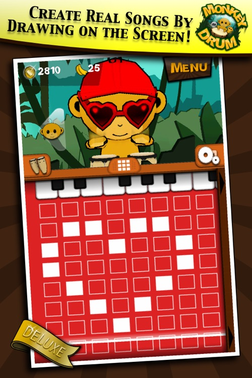 Monkey Drum Deluxe