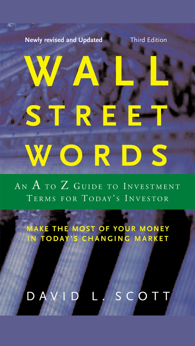 Wall Street Words review screenshots