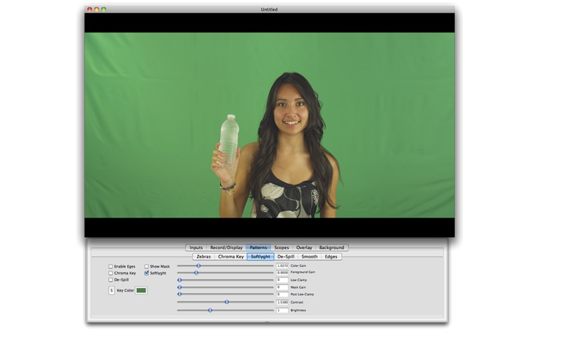 Keying a quicktime movie with veescope live youtube.