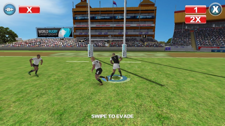 Jonah Lomu Rugby Challenge: Mini Games screenshot-1