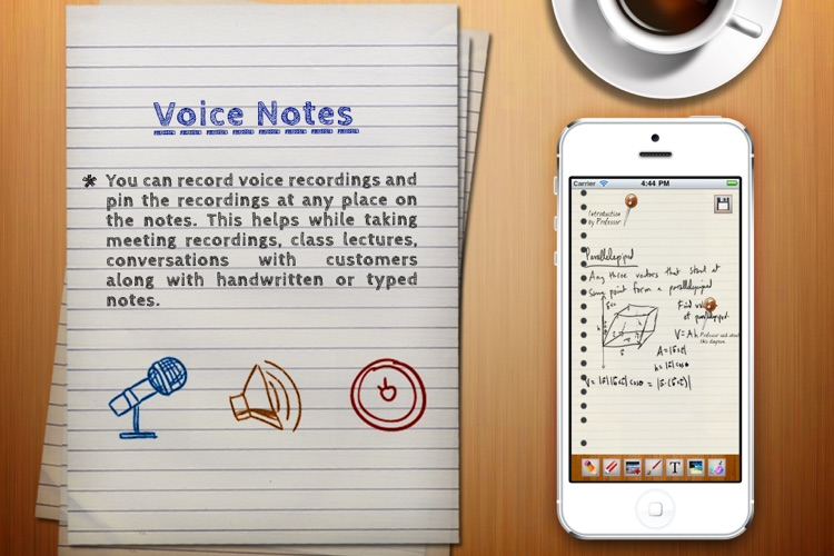 Voice Notes. screenshot-3