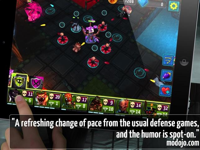 Vampire Season - Monster Defense Screenshot