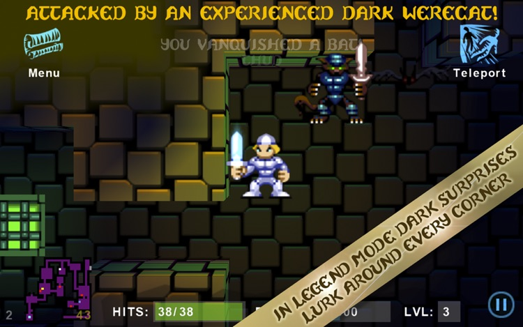 Sword of Fargoal screenshot-3