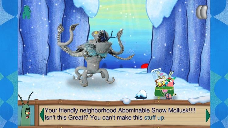 SpongeBob Frozen Face Off screenshot-3