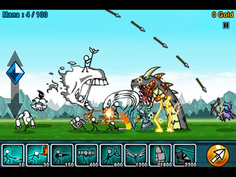 Cartoon Wars HD screenshot three