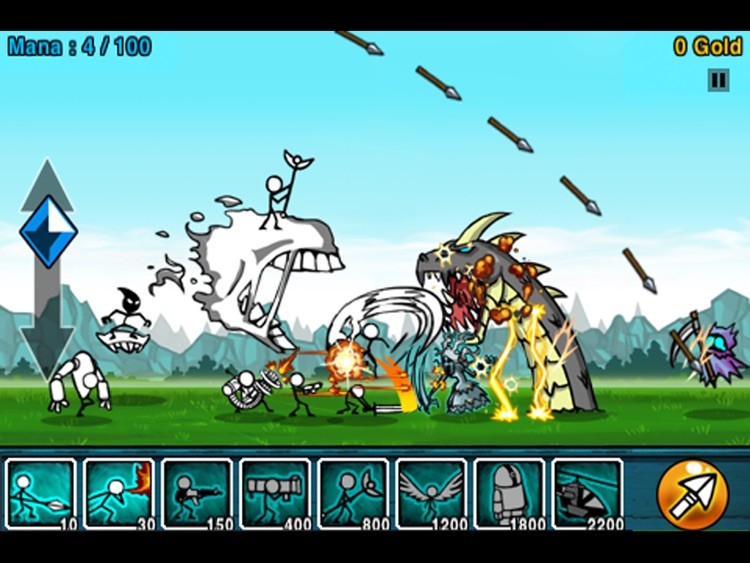 Cartoon Wars HD screenshot-2