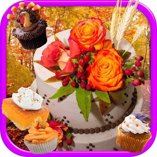 Cake Maker - Thanksgiving Feast FREE