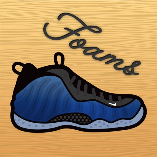 Foams - Foamposite Release Dates and History