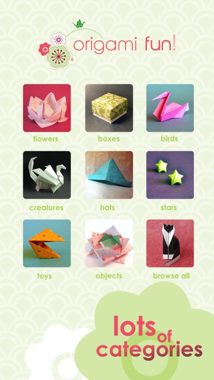 Origami Fun screenshot-1